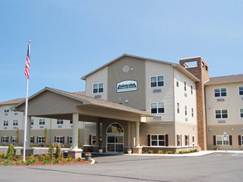 Dubois Nursing Home Kth Architects